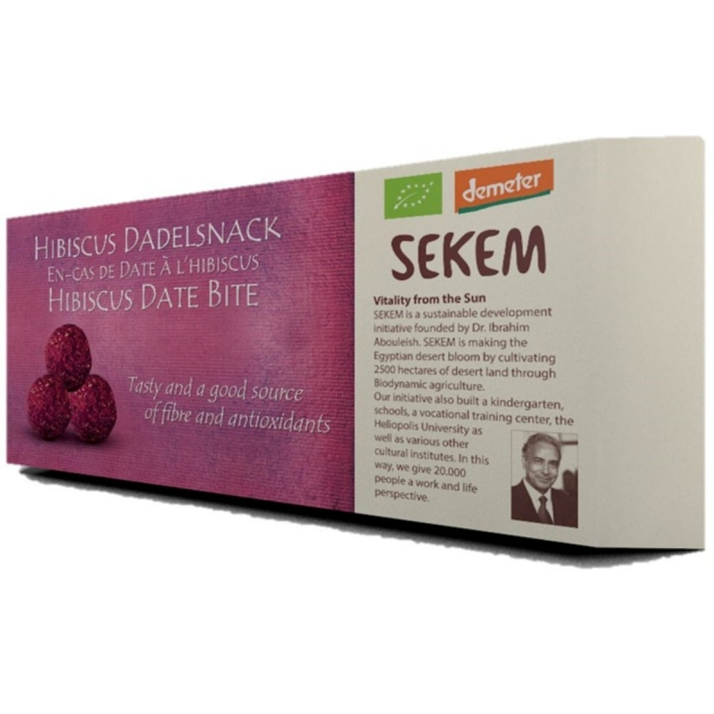 Dadelsnack hibiscus