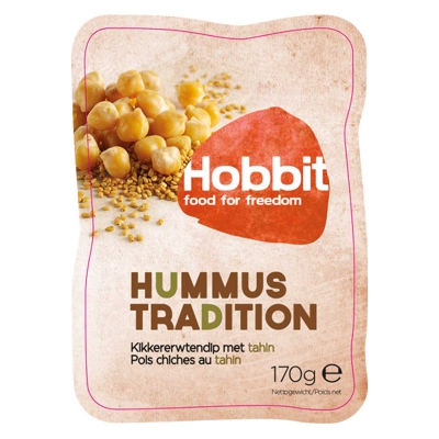 Hummus tradition vegan HOBBIT