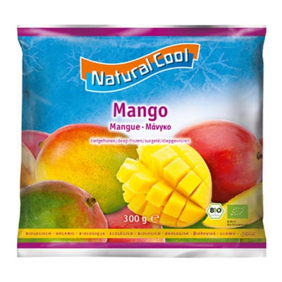 Mango diepvries NATURAL COOL