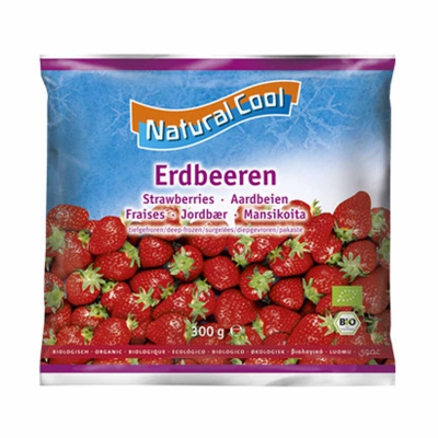 Aardbeien diepvries NATURAL COOL
