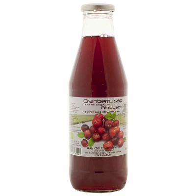 Cranberrysap (ongezoet) DUTCH CRANBERRY GROUP