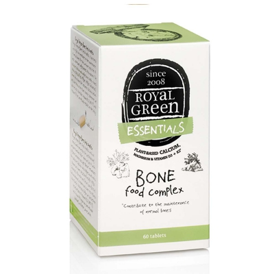 Bone food complex (60 tabs) ROYAL GREEN