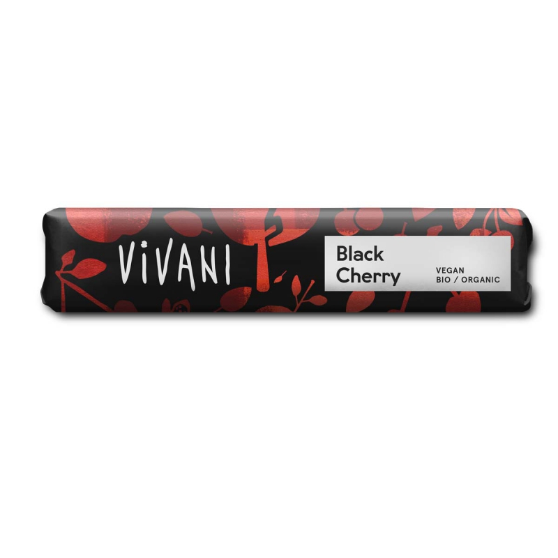 Chocobar black cherry vegan