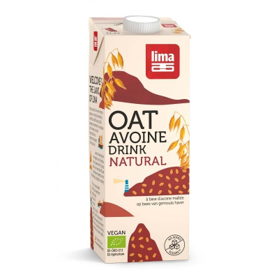 Oat drink natural LIMA