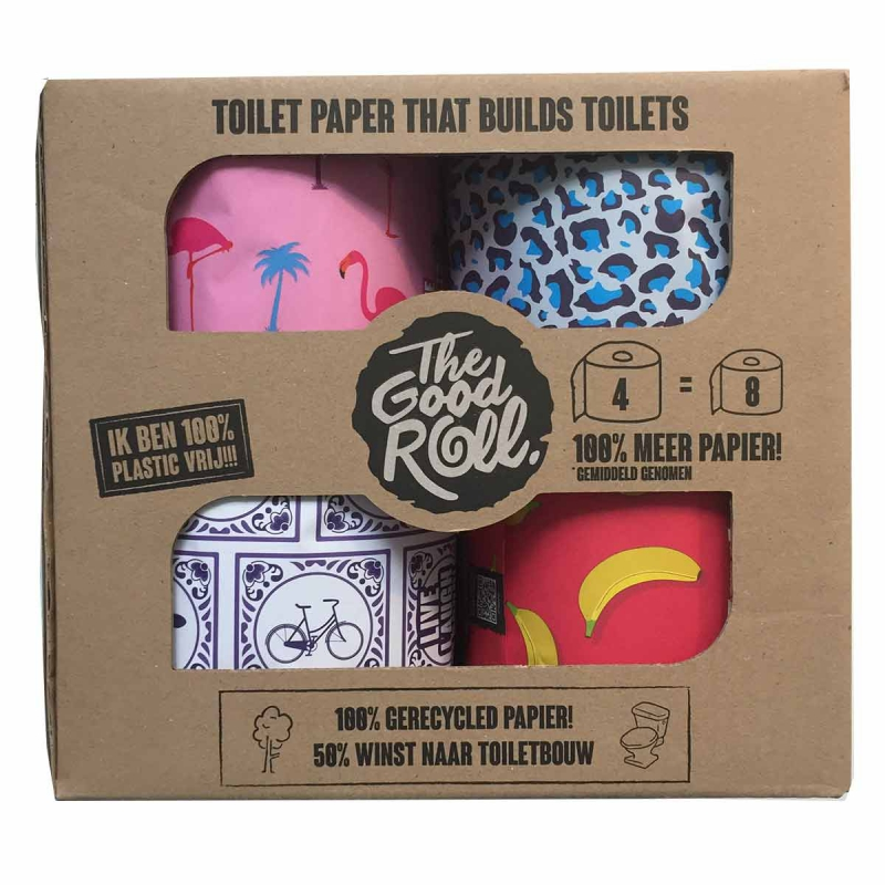 The good roll 4 rol toiletpapier