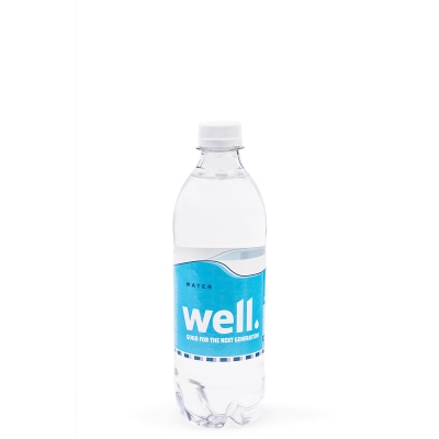 Mineraalwater z.koolzuur WELL